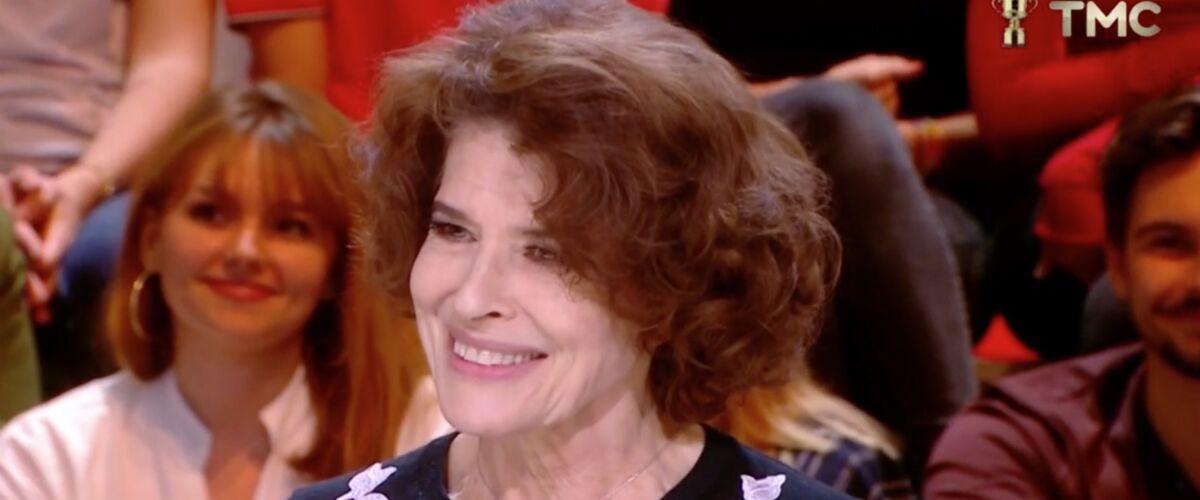 """Fanny Ardant fait mine de ne pas connaître Nadine Morano sur le plateau de Quotidien : """"Qui est-ce ?"""""""
