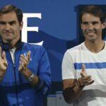"""""""Coach Fedal"""" : la vidéo de Rafael Nadal et Roger Federer qui a rendu fou les fans de tennis"""