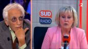 ONPC : Gérard Darmon tacle Nadine Morano, ses tailleurs rose bonbon et ses boucles d'oreille Vache qui rit (VIDEO)