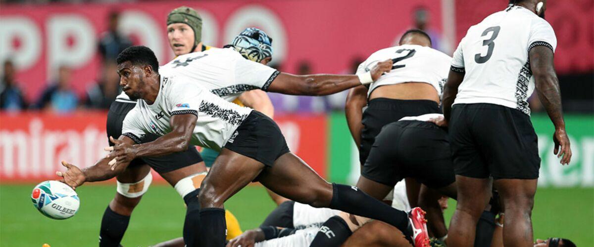 Coupe du monde de rugby 2019 : sur quelle chaîne et à quelle heure suivre Fidji/Uruguay ?