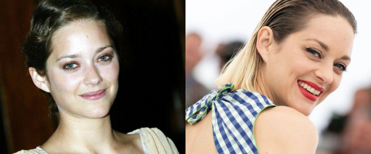Marion Cotillard : depuis ses débuts, l'actrice a bien changé ! (PHOTOS)