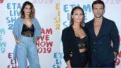 Etam Live Show 2019 : Laetitia Casta très glamour, Caroline Receveur et Hugo Philip en amoureux (PHOTOS)