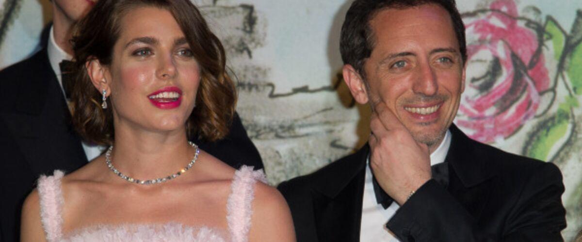 """Cela trimbale plein de fantasmes"" : Gad Elmaleh raconte sa relation avec la famille de Monaco"