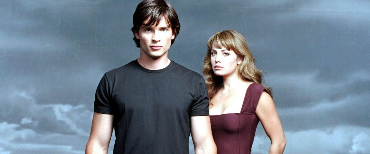 Smallville : la première photo des retrouvailles d'Erica Durance et Tom Welling (Loïs et Clark) dans une célèb