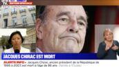 """Mort de Jacques Chirac : en larmes, sa fille adoptive Anh Dao Traxel lui rend hommage : """"Il m'a accueillie dans la famille..."""""""