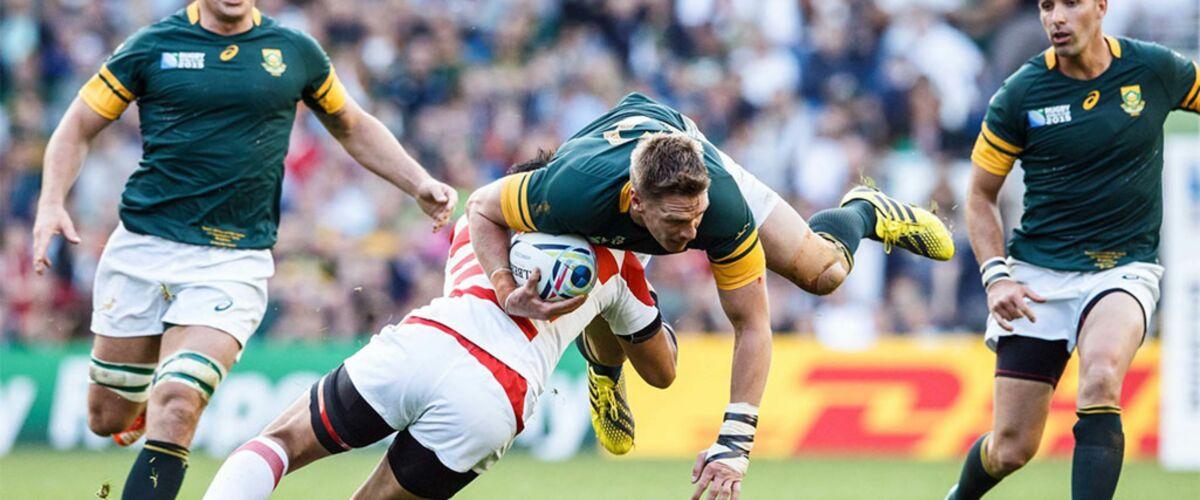Coupe du monde de rugby 2019 : sur quelles chaînes et à quelles heures suivre Afrique du Sud/Namibie, Argentin