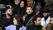 L'acteur Malik Bentalha interdit de stade après avoir allumé un fumigène au Parc des Princes