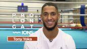 Tony Yoka : son plus beau combat, son idole, le sport qu'il rêvait de pratiquer enfant, son petit rituel… le boxeur joue les Prolongations (VIDEO)