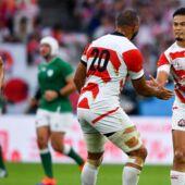 Coupe du monde de rugby 2019 : le Japon crée un exploit historique face à l'Irlande !