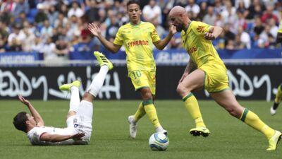 Ligue 1 : Lyon perd face à Nantes et s'enfonce dans la crise !
