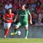 Ligue 1 : Saint-Étienne renoue avec la victoire à Nîmes (REVUE DE TWEETS)
