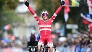 Cyclisme : Mads Pedersen champion du monde à la surprise générale (VIDEO)