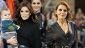 Fashion-Week : Eva Longoria avec son fils et Geri Halliwell font le show pour L'Oréal Paris ! (PHOTOS)