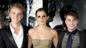 Harry Potter : le drôle de jeu de Daniel Radcliffe, Emma Watson et Tom Felton à l'époque du tournage (VIDEO)