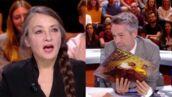 Quotidien : Yann Barthès sort les rames face à Catherine Ringer…les internautes s'en donnent à cœur joie !