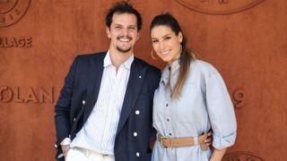 """Exclu. Laury Thilleman et Juan Arbelaez bientôt réunis à la télé ? """"TF1 et France 2 sont sur les rangs..."""" confie l'ex-Miss France"""