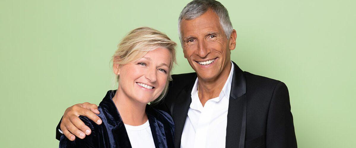 """Nagui et Anne-Elisabeth Lemoine, le duo de L'Emission pour la Terre (France 2) : """"Ensemble, nous pouvons avoir"""