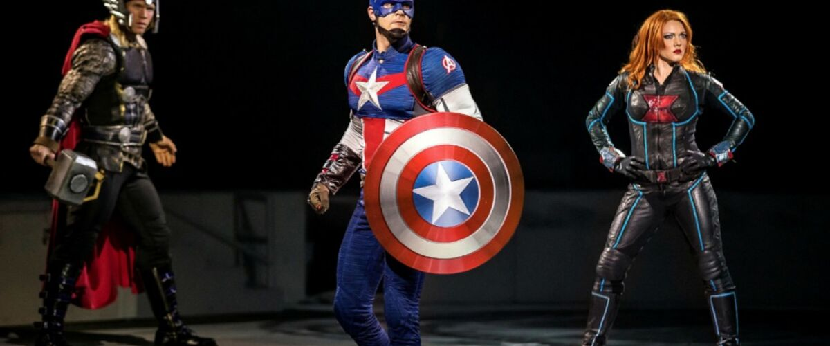 Marvel Universe Live : Spider-Man, Hulk, Iron Man, Black Panther affrontent Loki sur scène (VIDEO)