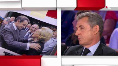 """""""C'est un roc, elle est indestructible !"""" Nicolas Sarkozy et Carla Bruni rendent un hommage ému à Bernadette Chirac (VIDEO)"""