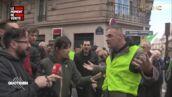 Menaces, violences : les journalistes de Quotidien agressés lors de la manifestation anti PMA (VIDEO)