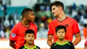 Thomas Meunier pose avec la Coupe du Monde, Kylian Mbappé se moque de lui (PHOTO)