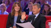 Vivement dimanche : Carla Bruni reprend Nicolas Sarkozy, il la compare à sa mère (VIDEO)