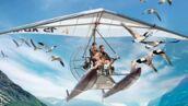 Donne moi des ailes de Nicolas Vanier : comment ont été tournées les scènes de vol avec les oies ? (VIDEO)