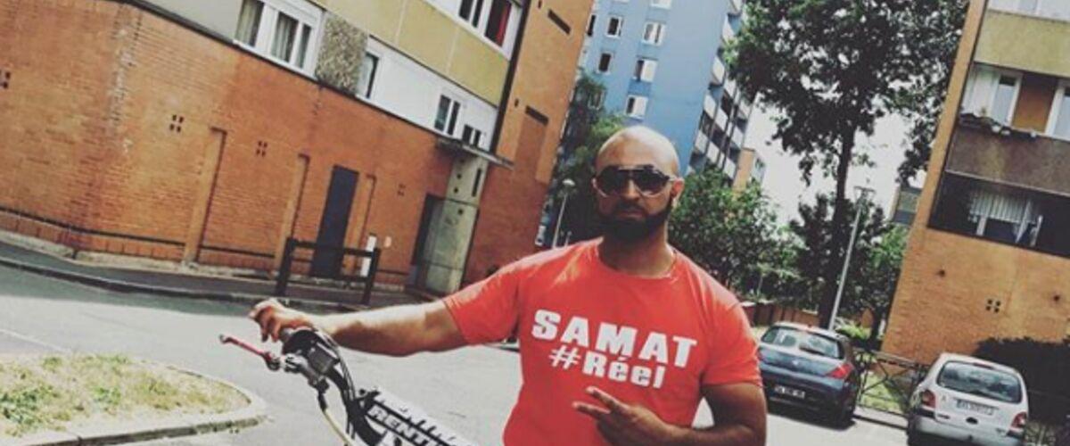 Le rappeur Samat assassiné d'une balle dans la tête