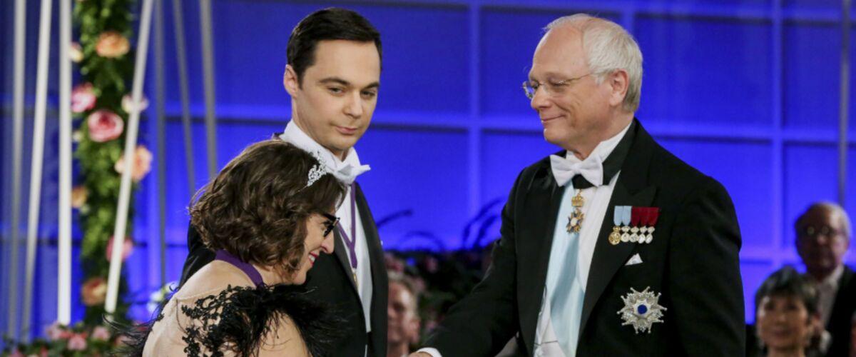 The Big Bang Theory reçoit un hommage insolite et touchant lors du prix Nobel de physique 2019