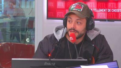 Kev Adams raconte comment il a volé le numéro d'Emmanuel Macron sur le plateau de Quotidien (VIDEO)
