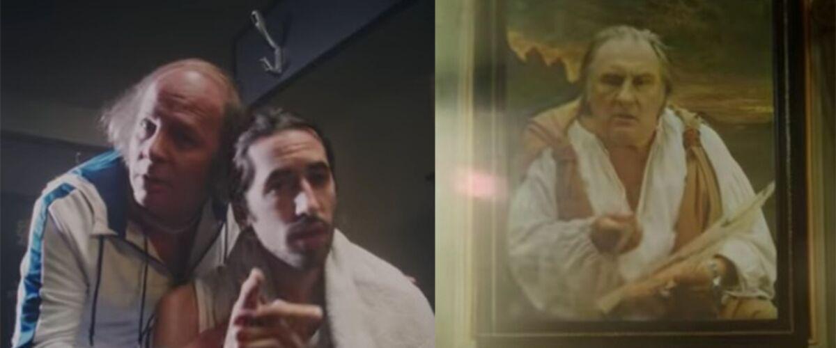 Philippe Katerine invite Lomepal et Gérard Depardieu dans un maxi-clip délirant (VIDEO)