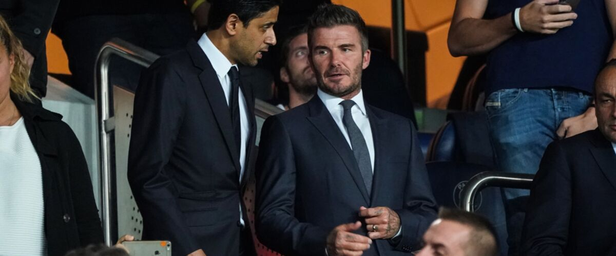 David Beckham futur agent de Kylian Mbappé ?