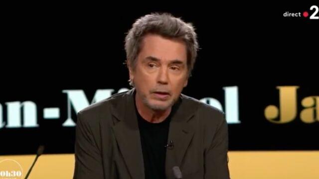 """20h30 le dimanche : La belle prémonition qu'avait eu Charlotte Rampling à propos du disque """"Oxygène"""" de Jean-Michel Jarre"""
