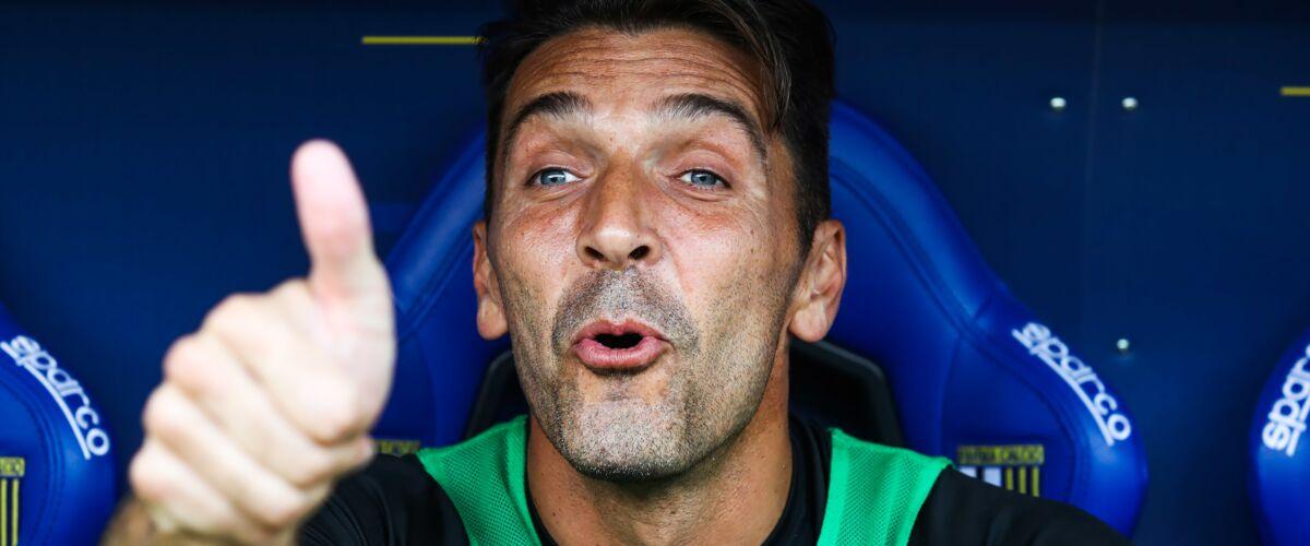 Gianluigi Buffon remercie le PSG et rend hommage à Neymar et Mbappé