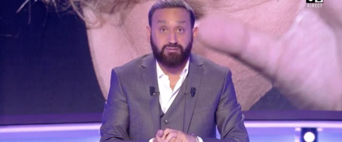 TPMP : Cyril Hanouna change à nouveau sa couleur de cheveux et divise les internautes (VIDEO)