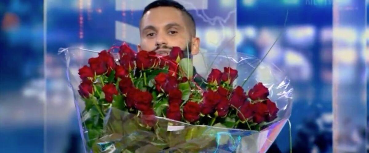 Malik Betalha fait une demande en mariage en direct… à la chanteuse Angèle ! (VIDEO)