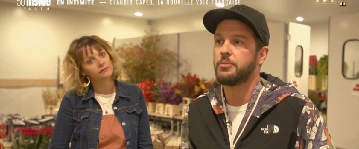 Claudio Capéo présente sa compagne Aurélie pour la première fois dans 50 minutes inside