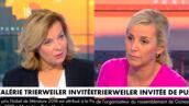 """Laurence Ferrari surprise par la décision radicale de Valérie Trierweiler : """"C'est la dernière fois que je viens sur CNews !"""" (VIDEO)"""