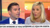 """Violente passe d'armes entre Laurence Ferrari et l'élu RN Julien Odoul en direct sur CNews : """"Vous n'êtes pas honteux"""" ? (VIDEO)"""