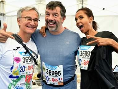 Stéphane Plaza, Karine Lemarchand, Gilles Bouleau… Les people aussi ont couru les 20km de Paris ! (PHOTOS)