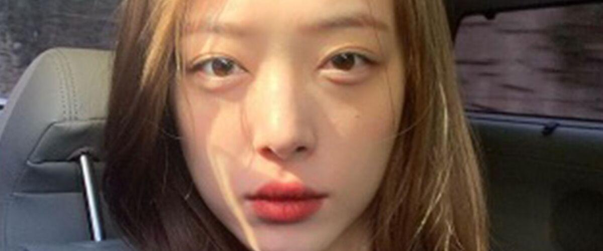 Sulli, star de la K-Pop, retrouvée morte à l'âge de 25 ans