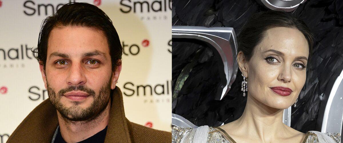 """Marc Ruchmann (Plan cœur) dévoile son inoubliable souvenir avec Angelina Jolie et son moment """"gênant"""" avec Sha"""