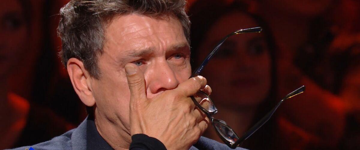 Exclu. Bouleversé, Marc Lavoine fond en larmes dans La Boîte à secrets sur France 3 : découvrez sa surprise (V