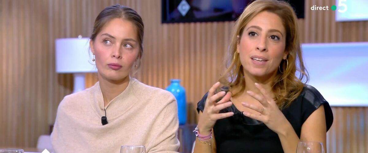 """Léa Salamé se confie avec tendresse sur sa grossesse dans C à vous : """"c'est un moment où on est insécurisé"""""""