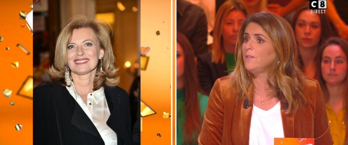 Après CNews, Valérie Trierweiler boycotte (aussi) C8 et plante Valérie Benaim à la dernière minute ! Agacée, l