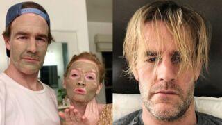 Mystère à Salem Falls (TF1) : James Van Der Beek en mode papa poule ou se moquant de lui-même… L'acteur se révèle sur Instagram (PHOTOS)