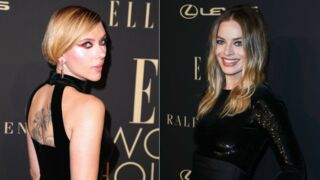 Scarlett Johansson sexy en look glam-rock, Margot Robbie sublime à la Elle Women in Hollywood Celebration (PHOTOS)