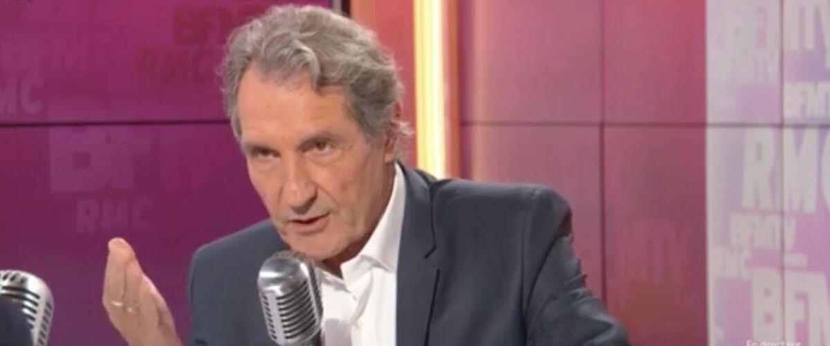 """""""C'est une imbécile"""" : Jean-Jacques Bourdin épinglé par le CSA pour avoir insulté à l'antenne la porte-parole"""