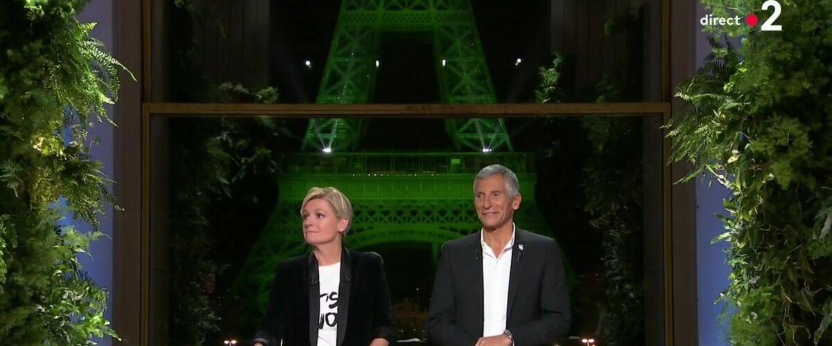 """""""Hypocrites"""", """"donneurs de leçons"""" : Nagui et Anne-Elisabeth Lemoine (L'émission pour la Terre) descendus en f"""