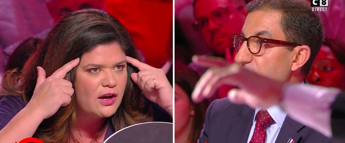 Balance ton Post : Raquel Garrido s'emporte contre Jean Messiha, membre du Rassemblement National (VIDEO)